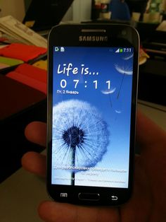 Samsung Galaxy S4 mini rumors: specs and images leak online  While the Galaxy S4 was unveiled less than two weeks ago, it seems that Samsung has a smaller version of the smartphone in the works.