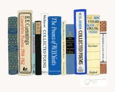 Ideal Bookshelf 668: Poetry