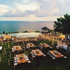 We are lusting over Steph and Josh's Bali wedding!! What a set up!! X #weddinginspiration #sjwbaliwedding #wedding #bali