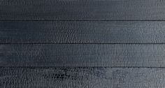 Bois brulé Above: Charred lumber for use as siding, fencing, decking, and flooring. Photograph via reSawn Timber Co. Wood Siding, Exterior Siding, Wood Flooring, Hardwood Floor, Timber Cladding, Wall Cladding, Sawn Timber, External Cladding, Charred Wood