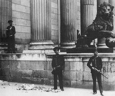 Fuerzas de orden publico, Congreso de los Diputados. 1934