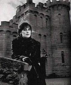 Manderley castle, Ireland. Enya lives in her own castle. Very cool.