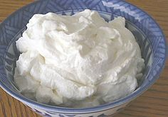 CREAM CHEESE WHIPPED CREAM - Linda's Low Carb Menus & Recipes