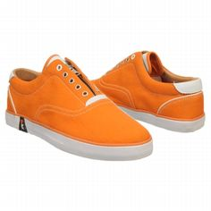 Kick up the flavor. Orange Shoes, On Shoes, Skechers, Keds, Clarks, Converse, Topshop, Sandals, Spring