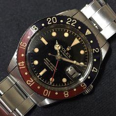 Rolex 6542 GMT-Master