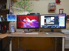 맥북 프로 레티나 외부 듀얼 모니터 설정 : 천추의 IT 이야기