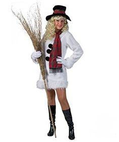 Pierro´s Kostüm Schneefrau Größe 44/46
