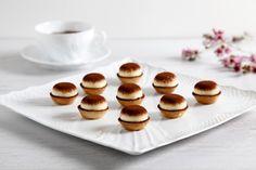 Pudding Club, Mini Desserts, Mini Cakes, Biscotti, Tiramisu, Panna Cotta, Food Photography, Cheesecake, Food And Drink