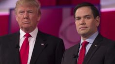 Marco Rubio says he plans to attend the Republican convention, will release his delegates to vote for Donald Trump and would be willing to speak on Trump's behalf.