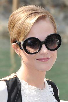 Evan Rachel Wood short hair. Love this shape!