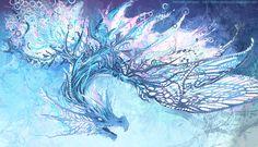 Magic Butterfly dragon