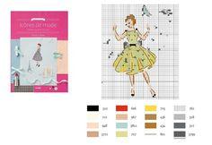 Французская вышивка - наборы для вышивки