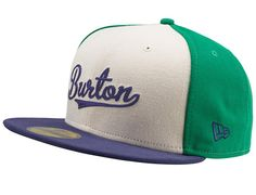 Jelly Bean Penalty Box 59Fifty Fitted Cap by NEW ERA x BURTON