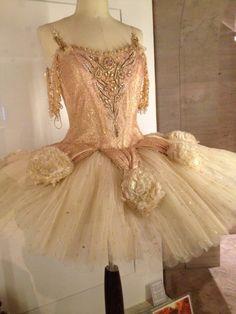 Sleeping Beauty Ballet Costume www.theworlddances.com/ #costumes #tutu #dance