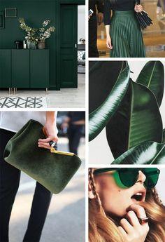 Loving this shade of green!!!