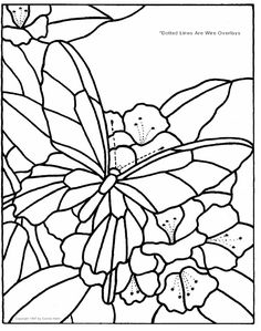 Use stained glass templates for cutting files?  Good idea?