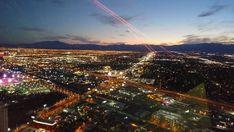 #Atardecer sobre la #ciudad de #LasVegas: un #oasis en medio del #desierto. Qué locuras puede conseguir el ser humano cuando quiere! #Nevada #lasvegasblvd #lasvegasclubs #lasvegasnightlife #lasvegasnevada #lasvegasbaby #USA #EEUU #California #roadtriptime #roadtrip #roadtrips #road #66road