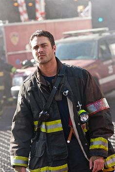 Chicago Fire - Oh, Taylor Kinney - you definitely belong in my house...mmmmm yummy