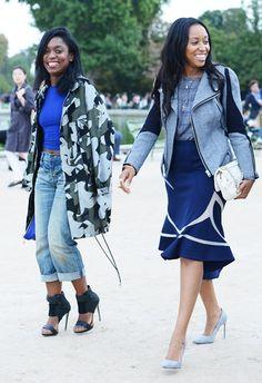 All smilesss #fashion
