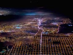 City lights: Breathtaking views of global capitals