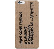 Right Hand Man iPhone Case/Skin