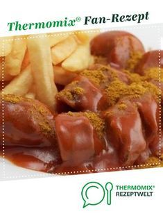 "Currywurst sauce ""Like at the stall"" by riseofeternity. A Thermomix ®️️ Re . - Currywurst sauce ""Like at the stall"" by riseofeternity. A Thermomix ®️️ recipe from the Sauces - Mini Beef Wellington, Beef Wellington Recipe, Wellington Food, Barbecue Sauce Recipes, Grilling Recipes, Beef Recipes, Healthy Recipes, Food And Drink, Dinner"