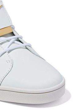 08d58d7d1 Giuseppe Zanotti Embellished Leather High-top Sneakers  Embellished Zanotti  Giuseppe