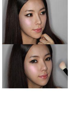 57 Mejores Im 225 Genes De Highlighter Maquillaje Belleza Y