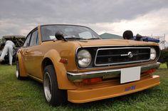 1970 Datsun Sunny Coupe
