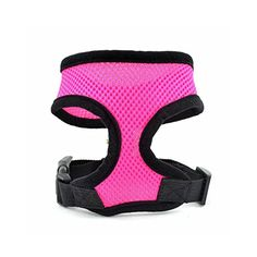 New Any Size  Color  Soft Mesh Dog Puppy Vest Harness Pet Supplies ** You can get more details by clicking on the image.Note:It is affiliate link to Amazon.