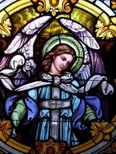 #Angel #vitraux