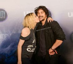 bob morley and eliza taylor Bellarke, The 100 Cast, The 100 Show, It Cast, Bob Morley, The 100 Serie, Bellamy The 100, Eliza Jane Taylor, The 100 Characters