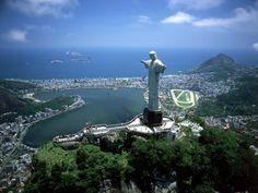 Rio de Janeiro. #Travel #Brasil #ChristRedeemer #Rio