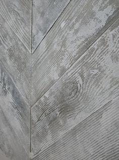 Декоративная штукатурка под деревянные доски