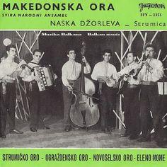 MUZIKA BALKANA - BALKAN MUSIC: Ansambl NASKA DŽORLEVA - Makedonska ora