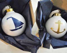 Nautical ornament | Etsy