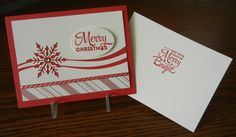 Stampin' Up! / MB Snowflake
