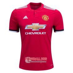 Football kit Manchester United Home 2017/2018