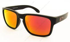 gafas de sol hombre de espejo amarillo En Roberto Martín Roberto