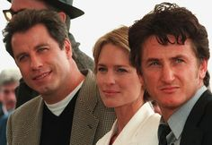 John Travolta, Sean Penn and... Claire Underwood (Robin Wright) (1997)