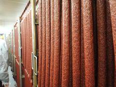 Így készül a tökéletes házikolbász - Dívány Curtains, Home Decor, Blinds, Decoration Home, Room Decor, Draping, Home Interior Design, Picture Window Treatments, Home Decoration