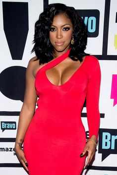 Porsha Williams had been traveling alone when the incident occurred.