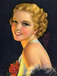 800 Flapper Lady Postcard Images CD   eBay