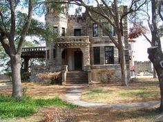 This is a home here in Waco, TX. I would love to have a house like this!