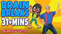 Brain Breaks ♫ Action Songs and Dance Songs for Children Playlist ♫ Move and Freeze ♫ Kids Songs Action Songs For Children, Kids Songs With Actions, Movement Activities, Music And Movement, Motor Activities, Physical Activities, Fun Brain, Brain Gym, Silly Songs