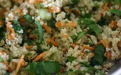Summer Quinoa Salad Recipes is One Of Beloved Salad Recipes Of Many Persons Across the World. Besides Easy to Create and Great Taste, This Summer Quinoa Salad Recipes Also Healthy Indeed. Alkaline Diet Recipes, Healthy Recipes, Vegetarian Recipes, Side Recipes, 21 Day Fix, Paella, Slow Cooker Lentils, Menu, Quinoa Salad Recipes