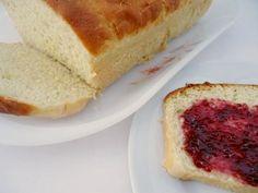 Pão Fofo de Batata Doce - Receitas de Mãe