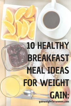 Like the saying goes, breakfast really is the most important meal of the day. Here are 10 healthy breakfast meal ideas for weight gain: Meal Prep Weight Gain, Ways To Gain Weight, Weight Gain Journey, Gain Weight Fast, Weight Gain Meal Plan, Healthy Weight Gain, Lose Weight, Recipes For Weight Gain, How To Gain Weight For Women