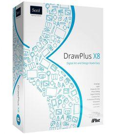Serif DrawPlus X8 Serial Key
