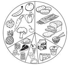 Alimentos para colorear                                                                                                                                                                                 Más